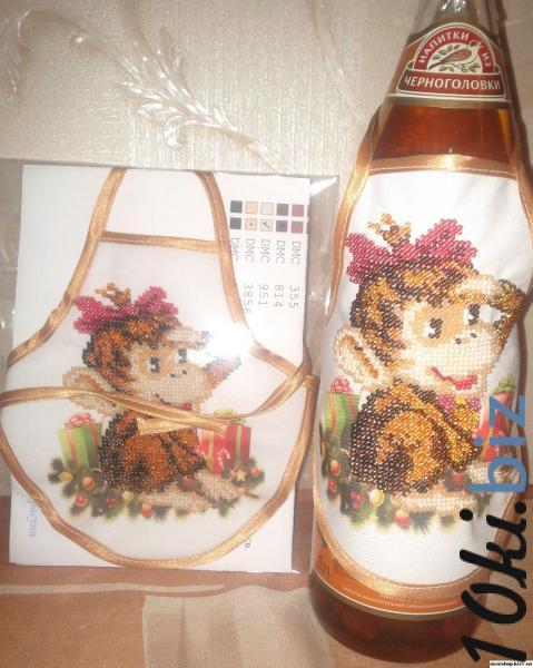 Фартук на бутылку обезьянка Фартуки, передники в Украине