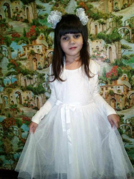 Платье с болеро для девочки Fox Израиль 12 лет 128-134 см