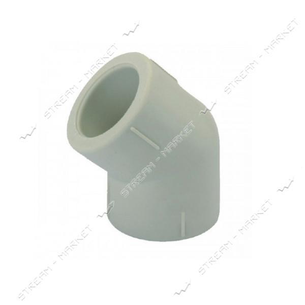 Угол полипропиленовый 40х45° KOER PPR