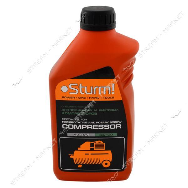 Масло Sturm компрессорное 950мл