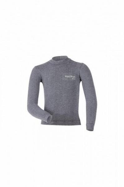 Детская термокофта Haster Merino Wool 152/158 Серая