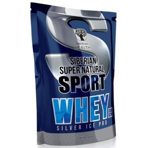 Сывороточный протеин Silver Ice Whey (натуральное какао) - Siberian Super Natural Sport