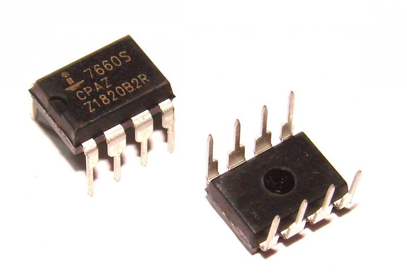 Микросхема ICL7660SCPAZ