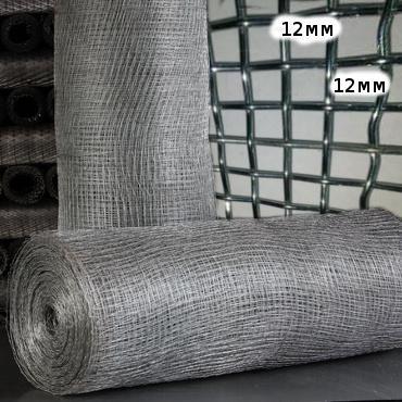 Сетка металлическая тканая 42грн за м2 12х12х0.9мм
