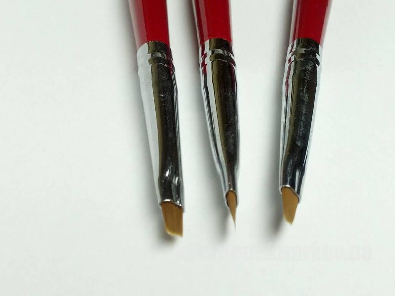Фото Для зуботехнических лабораторий, АКСЕССУАРЫ, Инструменты Кисточки 2 KD Synthetic ОЕМ