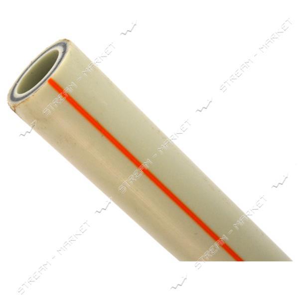 Труба полипропиленовая KOER PN20 PPR Базальт стекловолокно d 25x4.2
