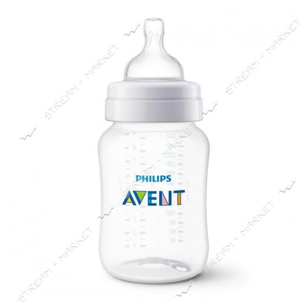 Бутылочка для кормления Avent Classic 260мл SCF563/17