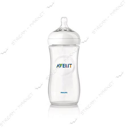 Бутылочка для кормления Avent Natural 330мл SCF696/17