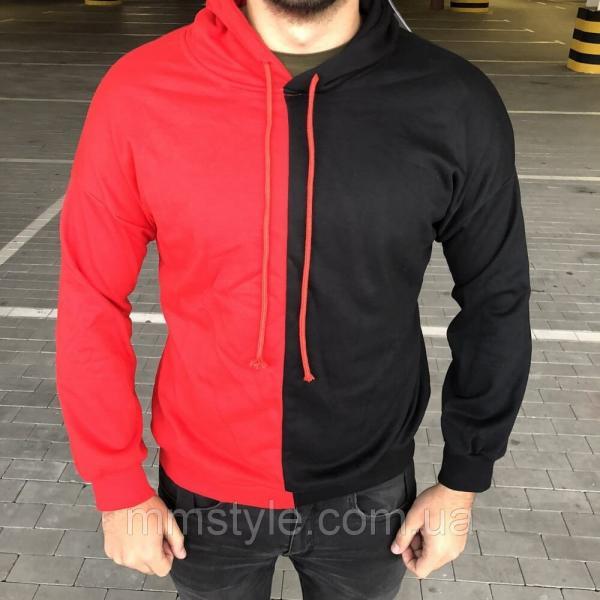 Sweatshirt Gaohusa Pray for Money Black/Red