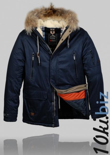 Зимняя куртка Black Vinyl (z-1207-1) супер цена!