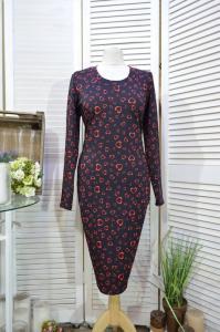 Фото Одежда Турция Платье в сердечках