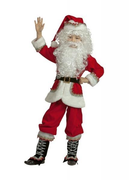 Карнавальный костюм Санта Клаус детский