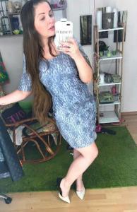 Фото Одежда Турция Платье женское гипюр