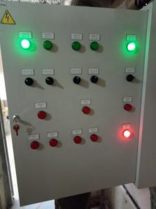 Фото Производство щитов автоматики и управления Щиты управления тепловыми пунктами