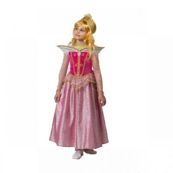 Карнавальный костюм Принцесса Аврора детский
