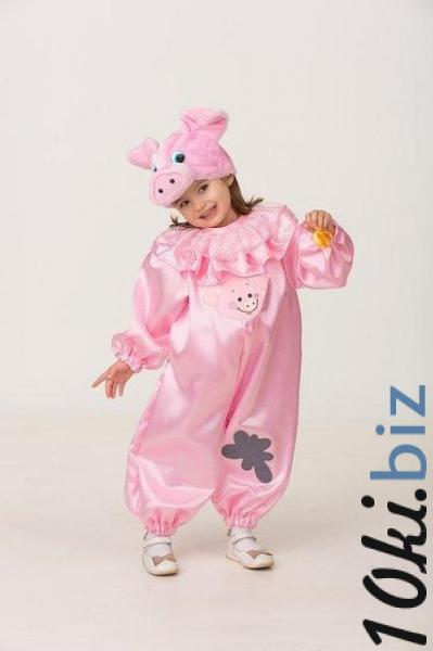 Карнавальный костюм Поросёнок Наф детский купить в Беларуси - Часы настенные