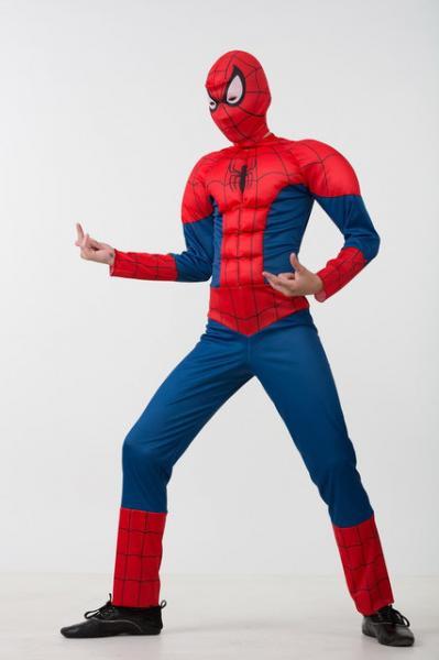 Карнавальный костюм Человек Паук детский