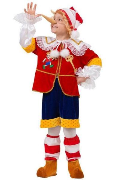 Карнавальный костюм Буратино детский