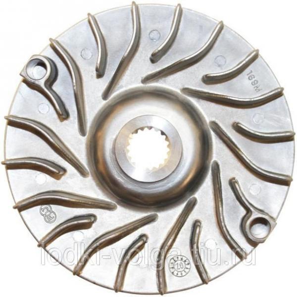 Половина ведущего шкива вариатора, неподвижная, алюмин.сплав (2.3.10.2090) LU020107