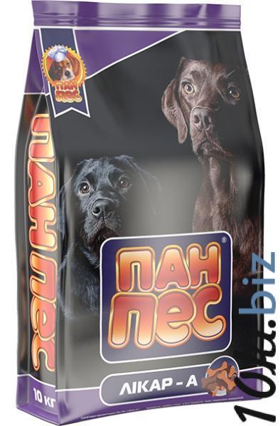 Сухой корм для собак Пан Пес — Ликар-А 10 кг купить в Кировограде - Корма и лакомства для домашних животных и птиц с ценами и фото