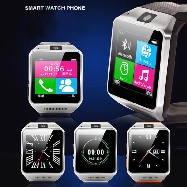 Смарт-часы Smart Watch GV-08 + Беспроводной bluetooth наушник Apple Airpods