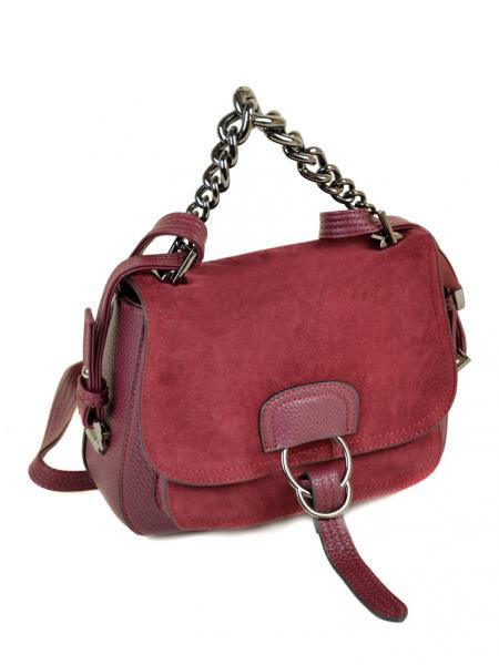 Фото  Женская сумка кожа-замш ALEX RAI Артикул 10-01 9108-2 в ассортименте