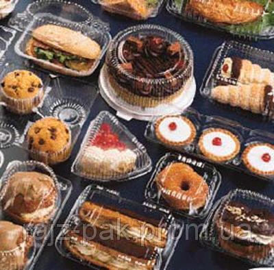 Блистерная упаковка для тортов