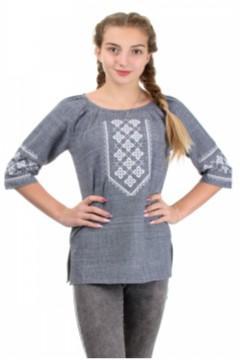 Ультра модная блузка в этническом стиле