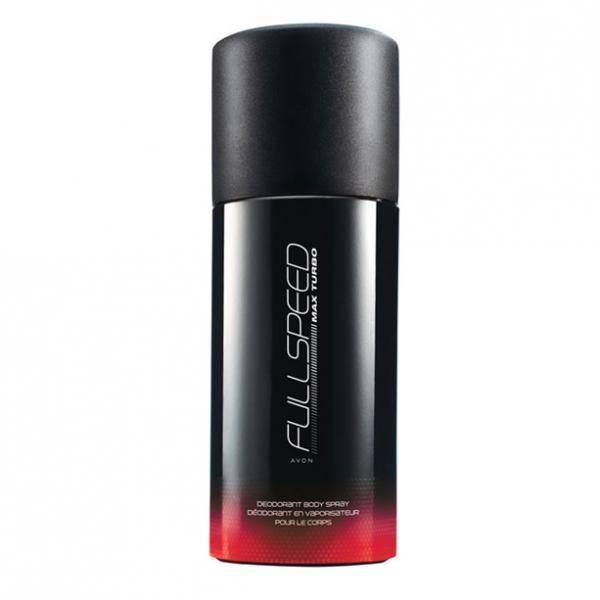 Фото парфюмерия, по типу аромата, древесный Дезодорант-спрей для тела Full Speed Max Turbo