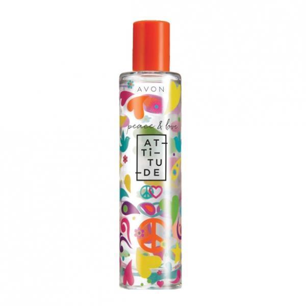 Фото парфюмерия, женские ароматы Туалетная вода Peace  Love Attitude (50 мл)