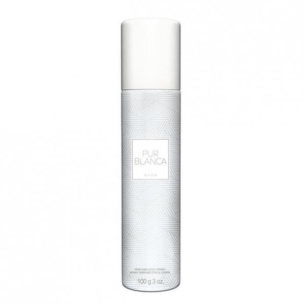 Парфюмированный дезодорант-спрей для тела Pur Blanca (75 мл)