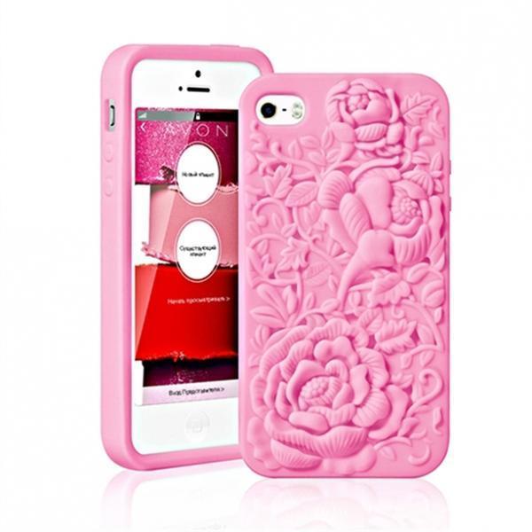 Чехол для мобильного телефона «Розовая лента»