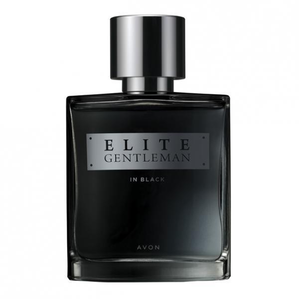 Фото парфюмерия, по типу аромата, древесный Парфюмерная вода Elite Gentleman In Black (75 мл)