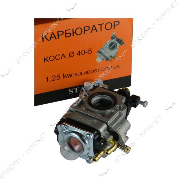Карбюратор косы d 40-44мм 1.2KW (КОС-69)