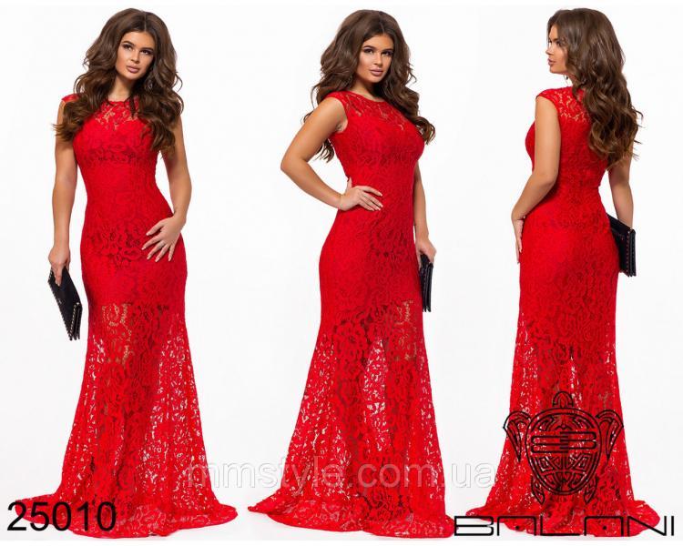 Платье вечернее - 25010