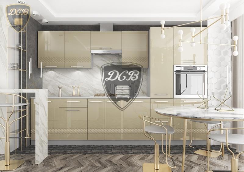 Фото  ДСВ мебель-Кухня КАПЛЯ Модульная(разные цвета)