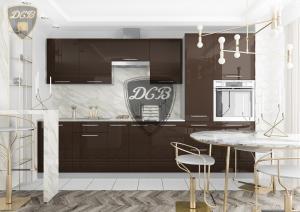 Фото  Кухня КАПЛЯ Модульная(разные цвета)(ДСВ мебель)