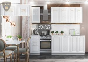 Фото  Кухня ВИТА GOLD 1,8м(ДСВ мебель)