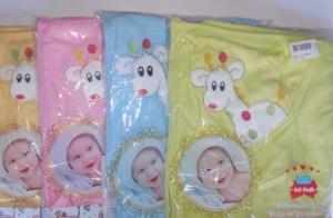 Фото Бодики, ползуны, кофты и штанишки (0-2 года) Полотенце для купания