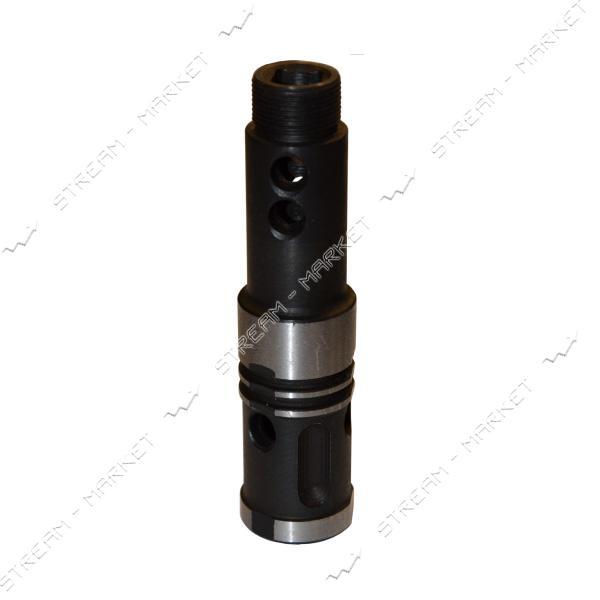 Ствол перфоратора d 25мм голый высота 101.5mm, резьба, внутри квадрат (R-51)
