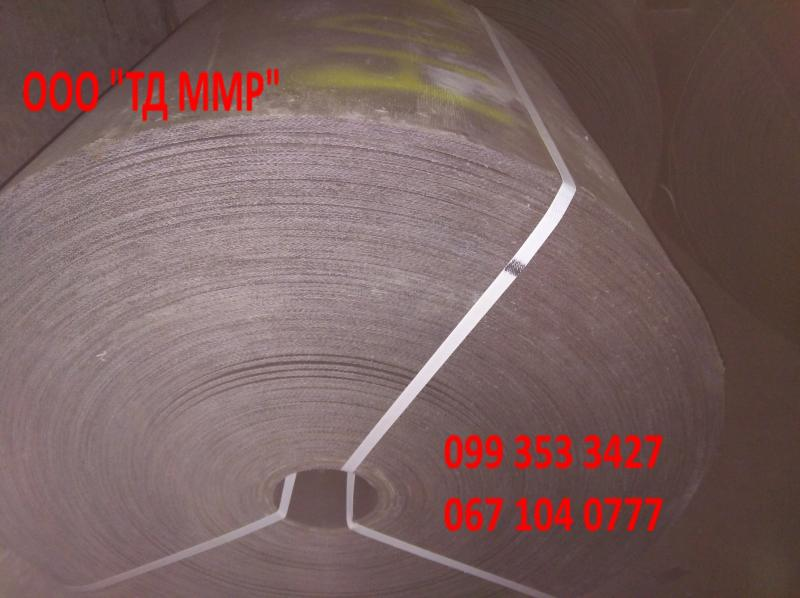 Лента трудновоспламеняющаяся морозостойкая резинотканевая конвейерная транспортерная ТУ 2561-216-00149-245-96