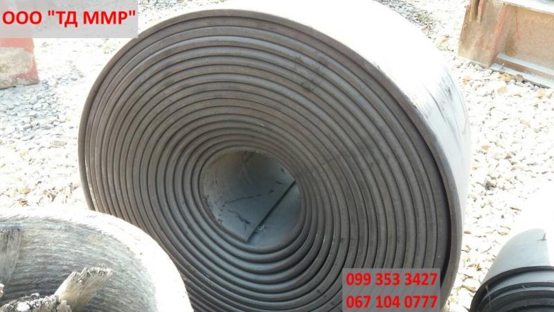 Лента теплостойкая резинотканевая конвейерная транспортерная ГОСТ 20-85