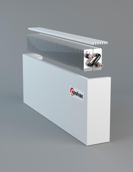 Настенный конвектор Polvax W.KE.95.1000.350