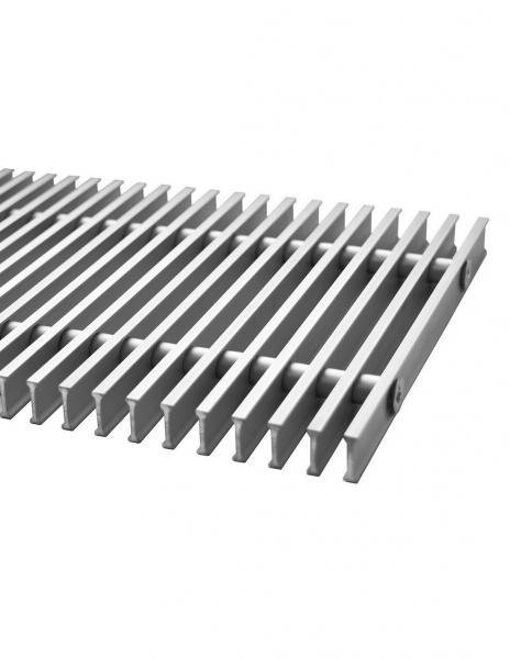 Решетка дюралюминиевая для конвекторов Polvax KV.230.1000.67