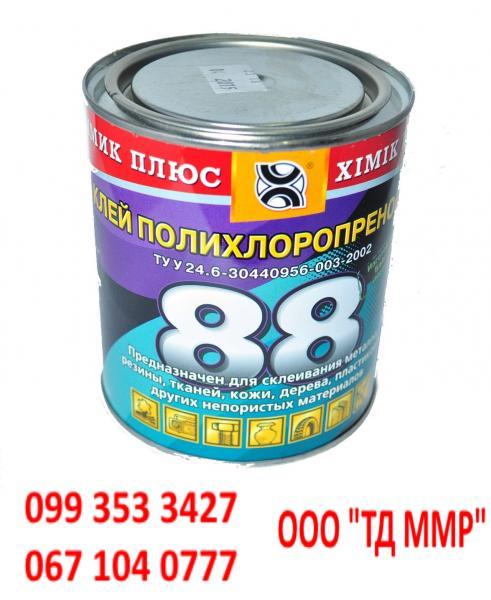 Клей резиновый для резиновых и резинотканевых изделий У-425-3 ТУ 38-105214-87, для лент