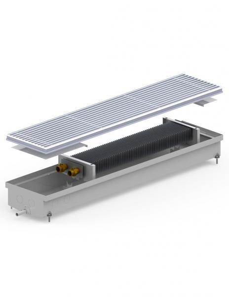 Конвектор принудительной конвекции для влажных помещений Carrera CV Hydro 90/120 300.1000.90/120