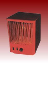 Тепловентилятор 1ступ 3,75кВт 380В