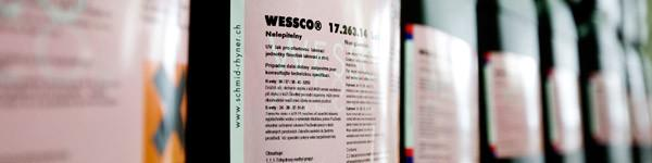 Лак УФ Wessco 3203 высокоглянцевый