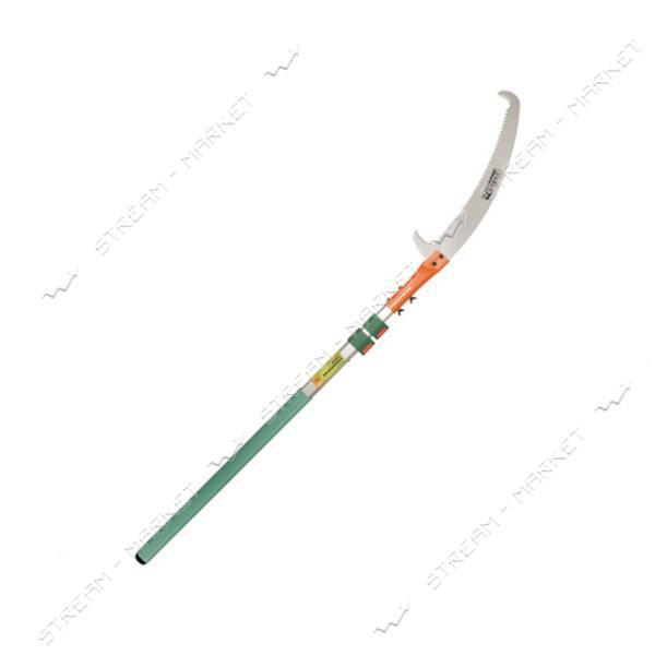 Ножовка садовая MASTERTOOL 14-6905 штанговая ПРОФИ 5м, полотно 490мм
