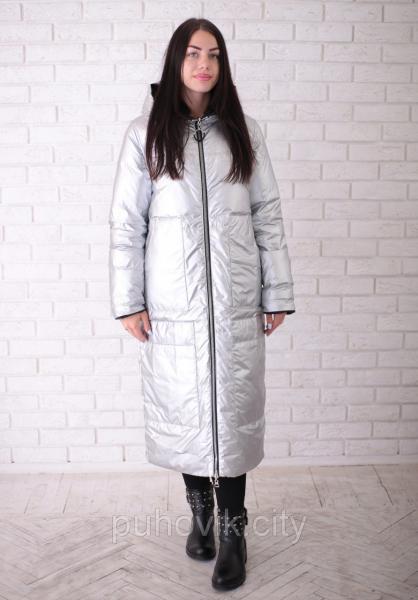 Двухстороннее зимнее пальто Snow owl 18A658Y